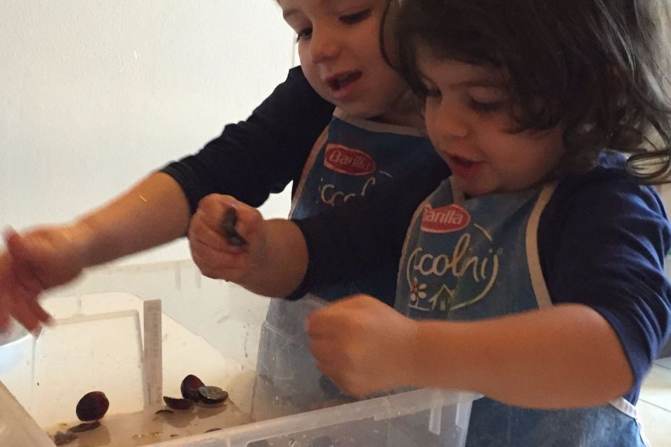 Marmellata con i bambini: fantasia e dolcezze