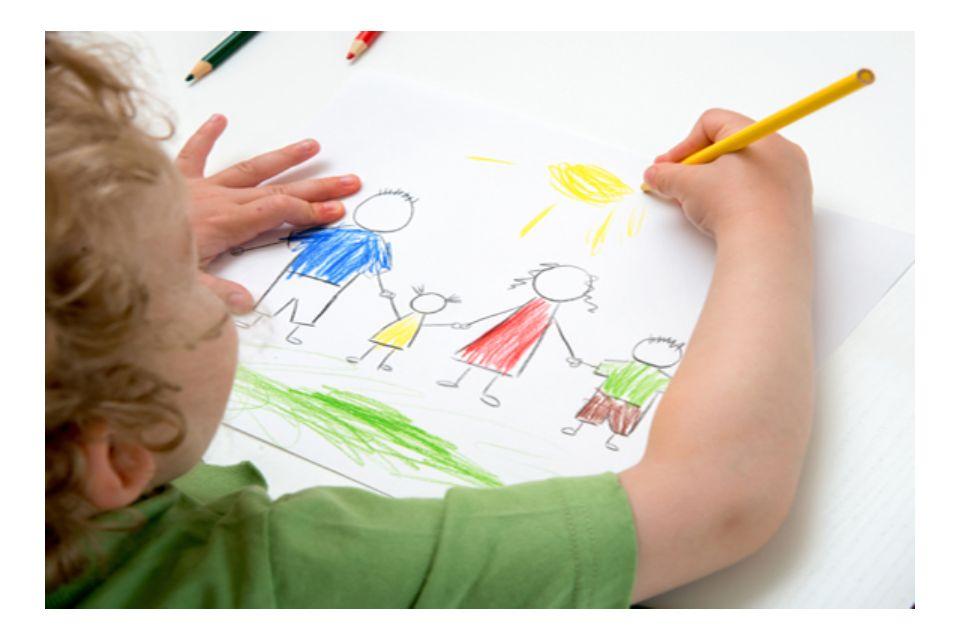 Giocare con i disegni