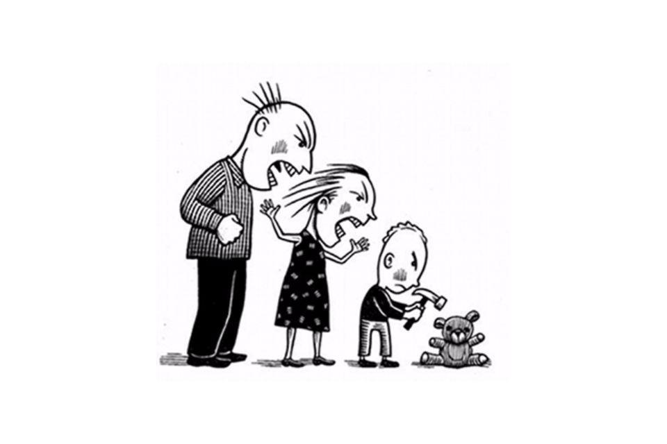 Conflitto tra genitori: un terremoto che scuote i bambini