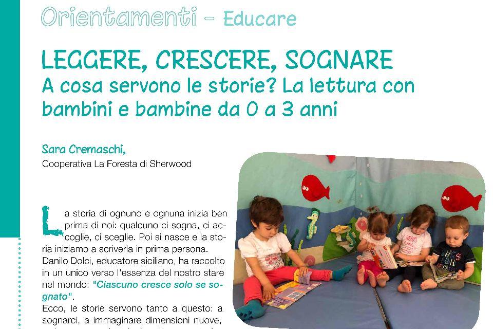 Leggere, crescere, sognare: la lettura con i bambini - Immagine: 1