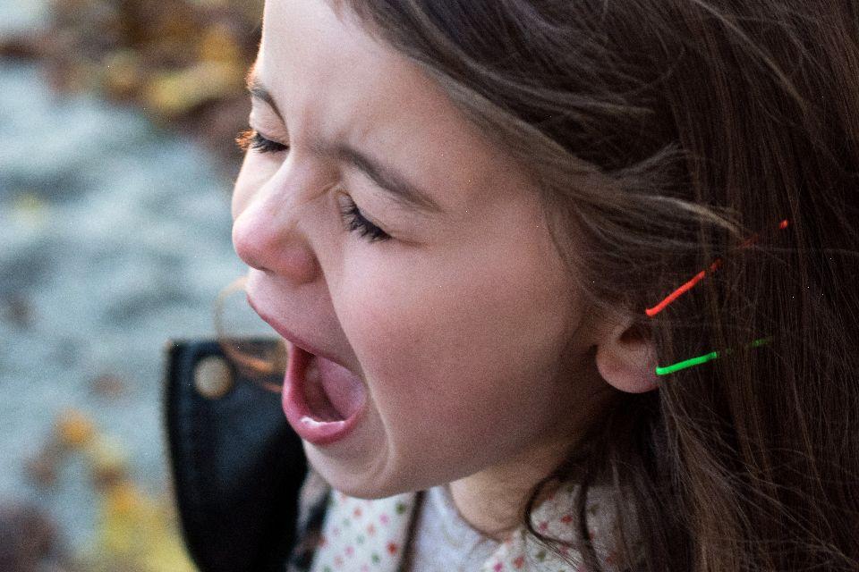 Morde, urla, rompe, scalcia. Il bambino aggressivo.