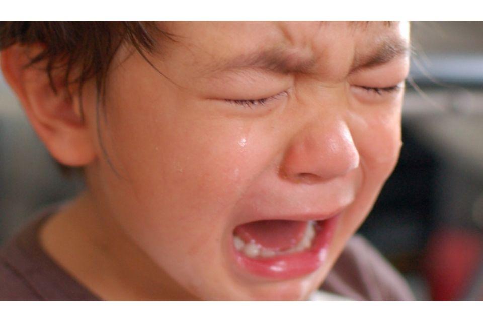 Perché i piccoli piangono tanto?