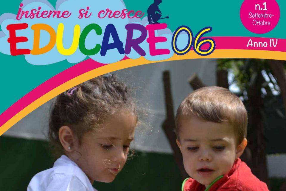 Educare06 - Numero 1 - Settembre/Ottobre 2018