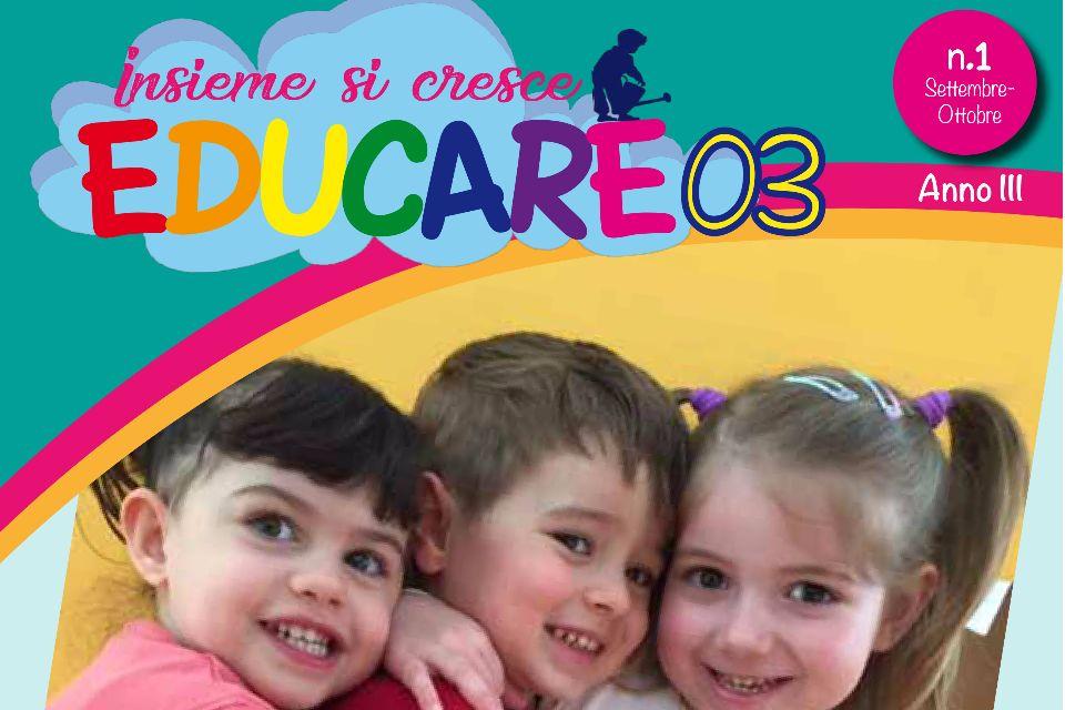 Educare03 - Numero 1 - Settembre/Ottobre 2017