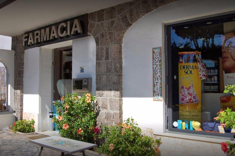 Farmacia Isolaverde di Carlone dr. Armando di Barano d'Ischia (NA)