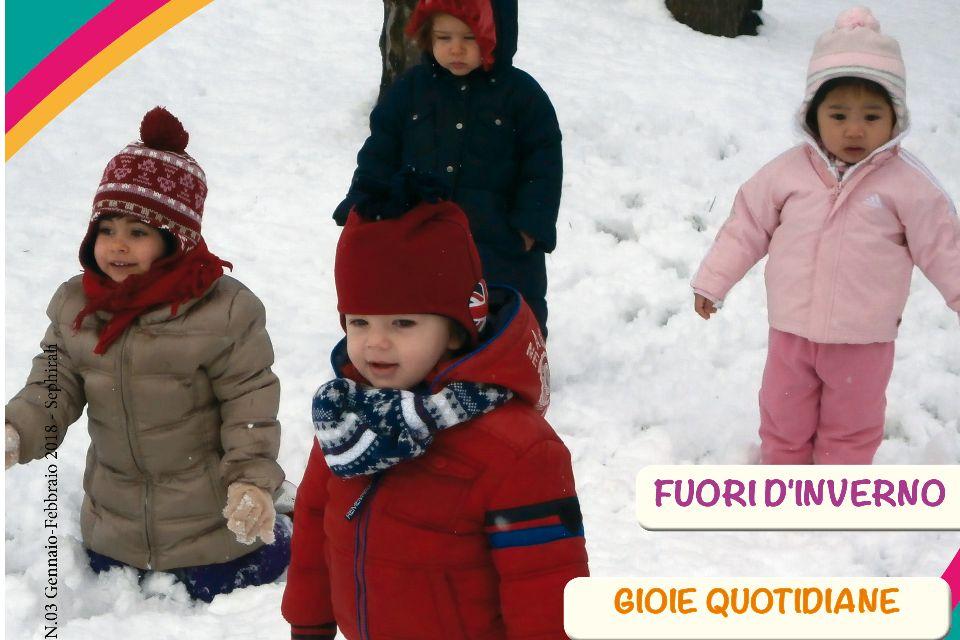 EDUCARE03 - NUMERO 3 - GENNAIO/FEBBRAIO 2018